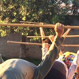 Qi Gong con il Bamboo con Emanuela Calaveso