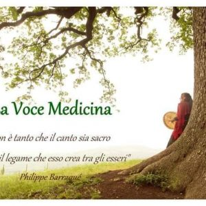La voce medicina con Monica Bellei – Xena