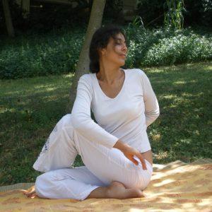 Hatha yoga con Antonella Barberio